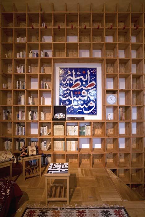 Shelf-Pod by Kazuya Morita Architecture Studio