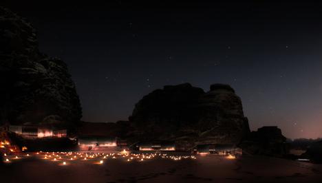 Wadi Rum by Oppenheim Architecture