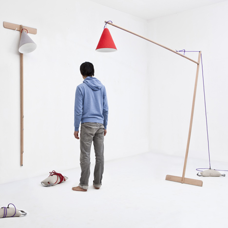dezeen Living Tools by Yi Cong Lu top1 Living Tools by Yi Cong Lu