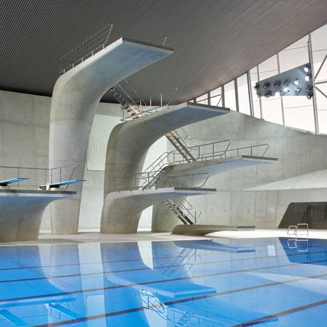 London Aquatics Centre 2012