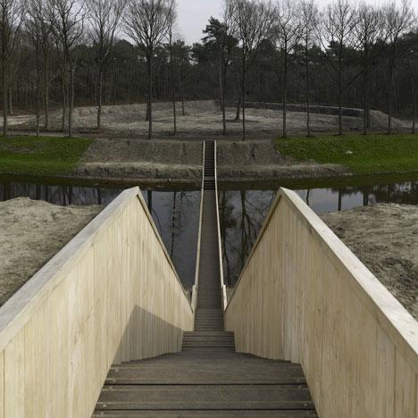 Sunken Bridge by RO&AD