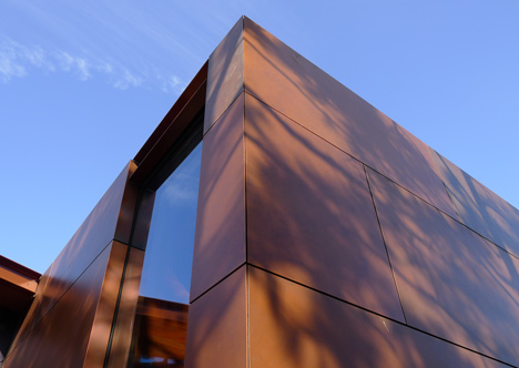 Daeyang Gallery and House by Steven Holl Architects