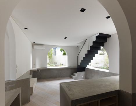 ABE House by UAo