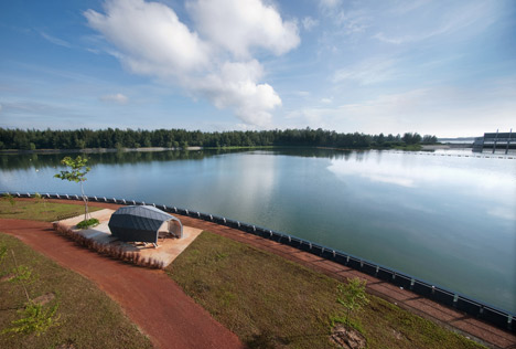 Punggol Promenade by LOOK Architects