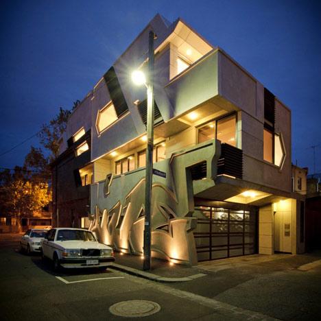 The Hive Appartement par ITN Architectes