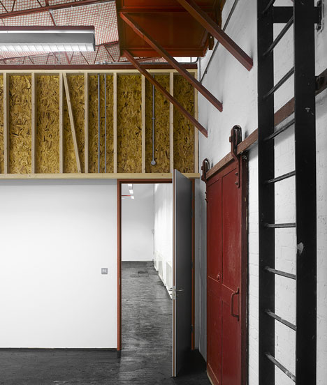 The White Building by David Kohn Architects