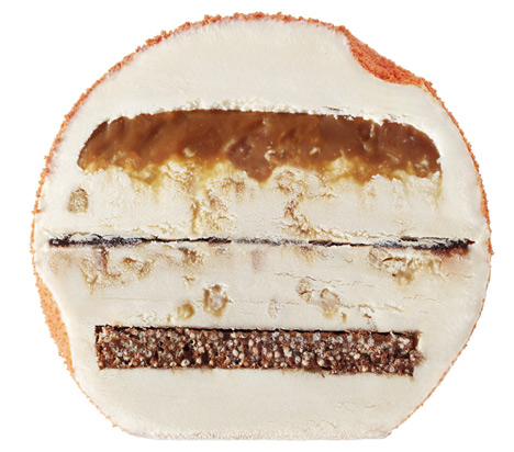 Ice Moon by Doshi Levien for Haagen-Dazs