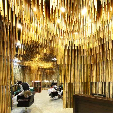 Salon in Bangkok by NKDW