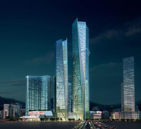 Eton Place Dalian Tower 1