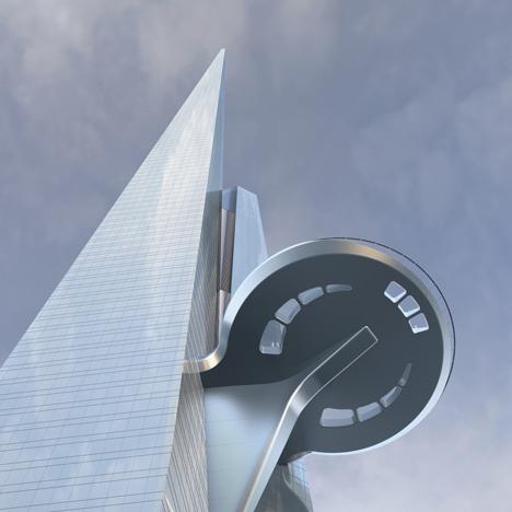 De Zeen Magazine -Shard builders to construct world's tallest skyscraper