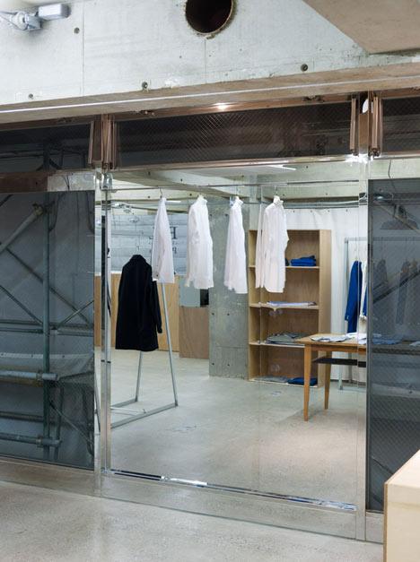EEL Nakameguro by Schemata Architecture Office