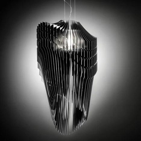 Aria And Avia Lamps By Zaha Hadid For Slamp