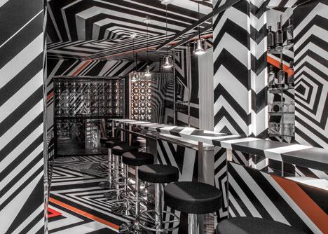 New York Bar Oppenheimer by Tobias Rehberger