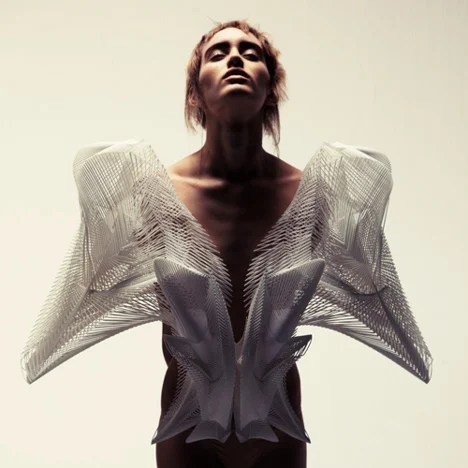 """3D printing will infiltrate fashion through streetwear, not haute couture"""