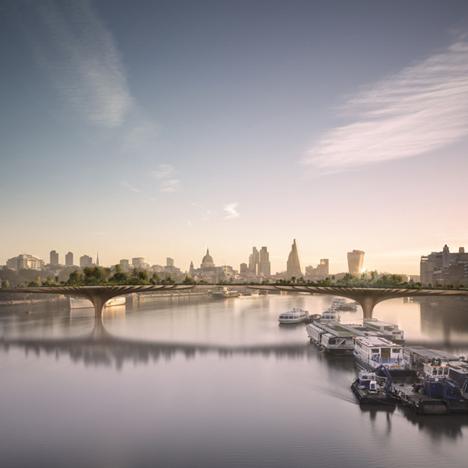 Garden Bridge by Thomas Heatherwick