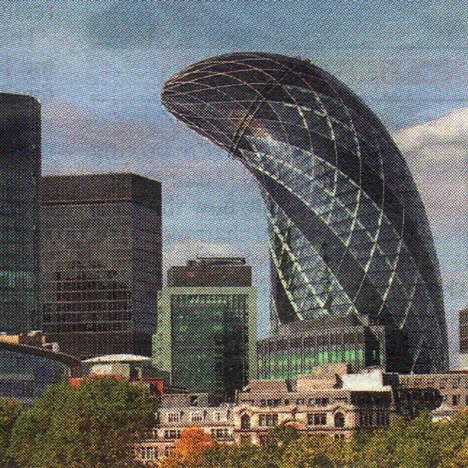 Foster + Partners' Gherkin used in ad for erectile dysfunction treatment
