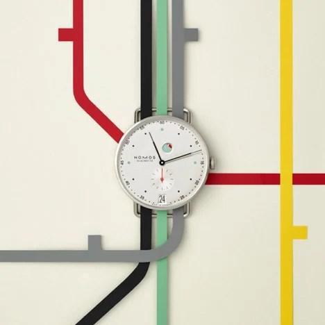 "Mark Braun celebrates ""craft of making"" with watch for Nomos Glashütte"
