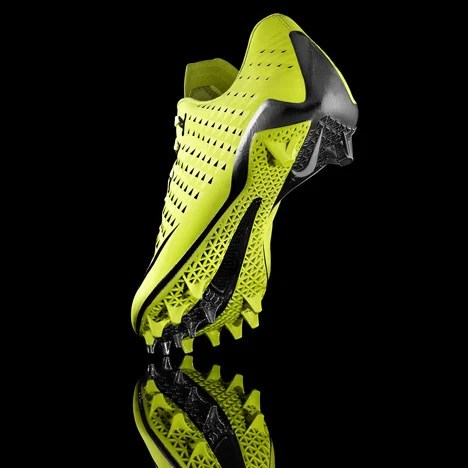 Nike Vapor Laser Talon 3D-printed football boots