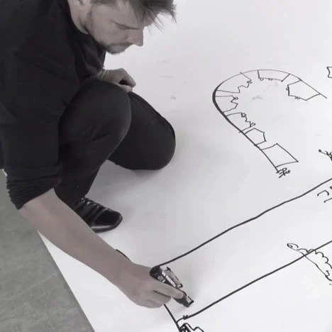 Bjarke Ingels Worldcraft Future of StoryTelling movie