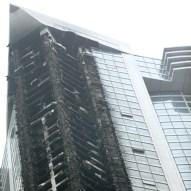 Fire devastates Dubai's 336-metre Torch skyscraper