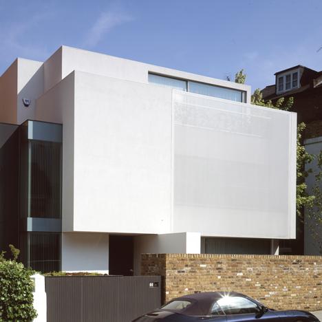 New House Hampstead by Guard Tillman Pollock