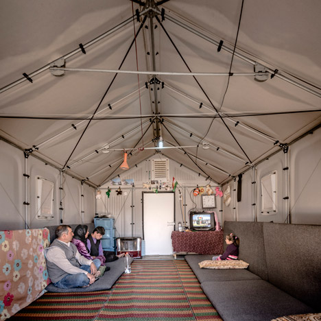 Better Shelter by Ikea Foundation for UNHCR