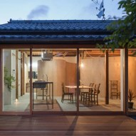 House in Kamisawa by Tato Architects