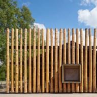 Torsby Finnskog Center by Bornstein Lyckefors architects