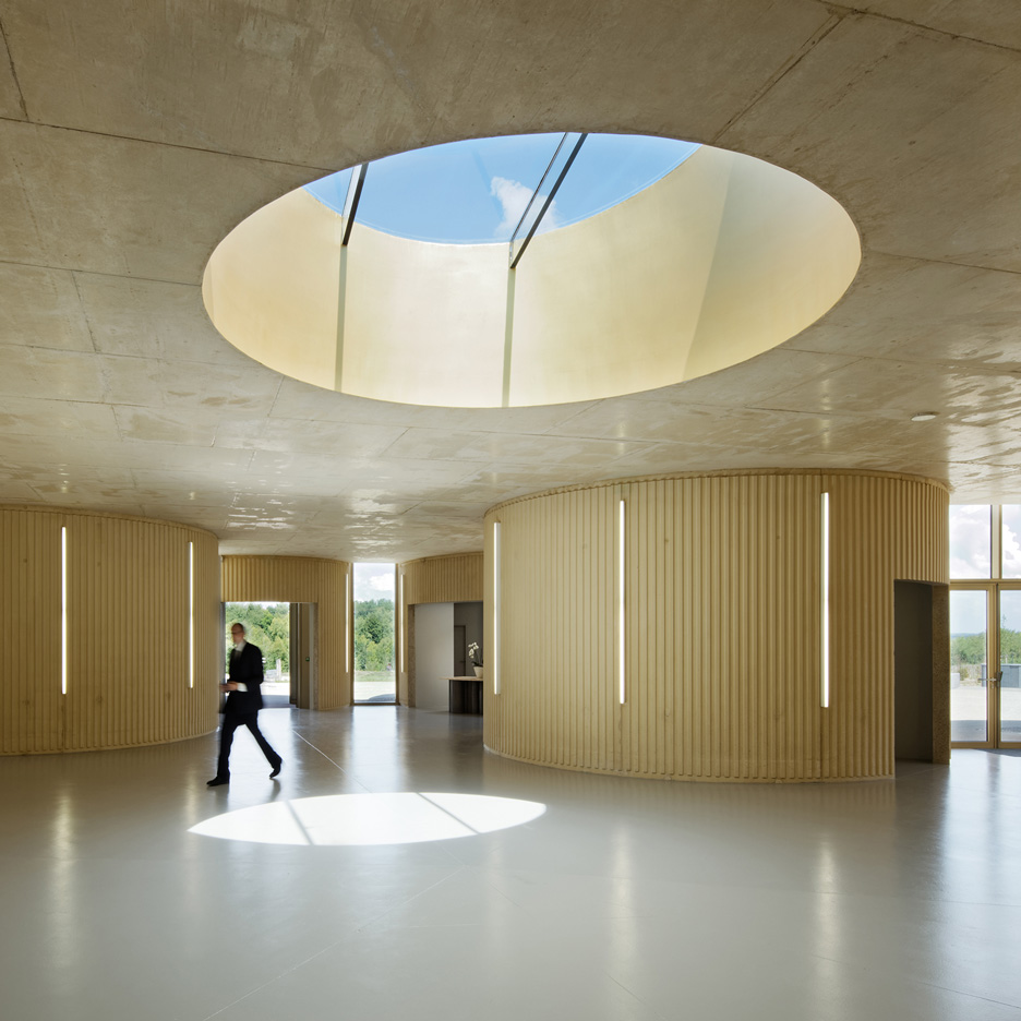 Crematorium Architecture And Design Dezeen