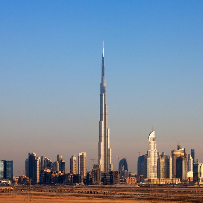 The Burj Khalifa by SOM