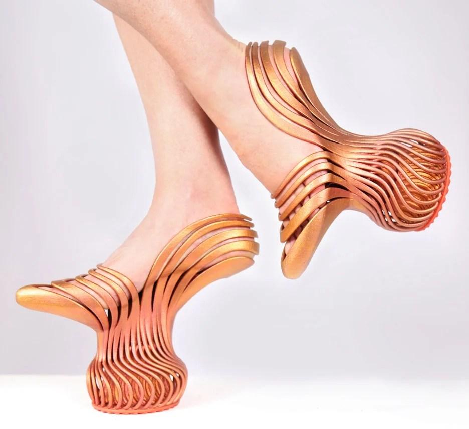 Impression 3D Chaussures talons Neta Soreq