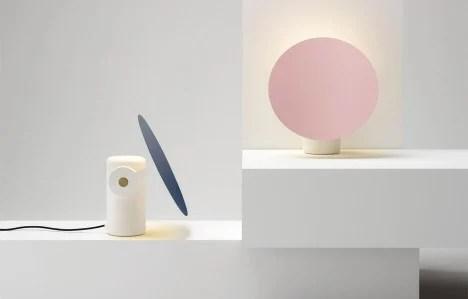 Polar Desk Lamp by Ross Gardam