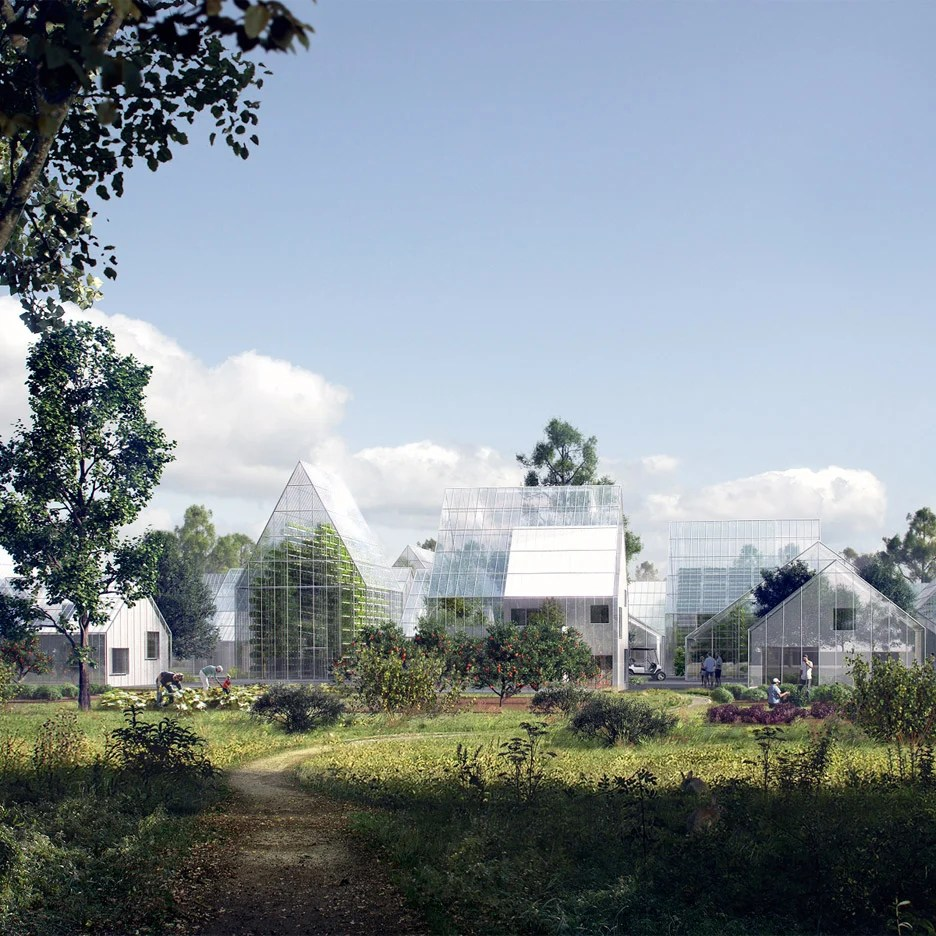 ReGen Villages by EFFEKT for exhibition at the Danish Pavilion at the Venice Architecture Biennale 2016