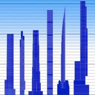 Skyscraper Museum's chart of New York's super-slender skyscrapers