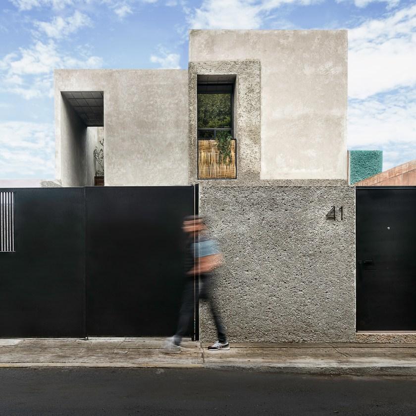 Casa Estudio by Intersticial Arquitectura!