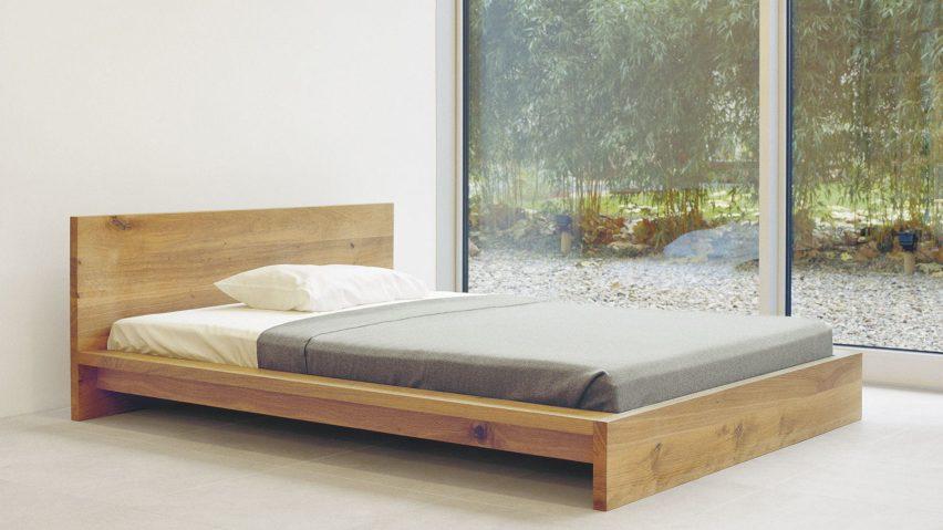 bestselling ikea bed infringes design
