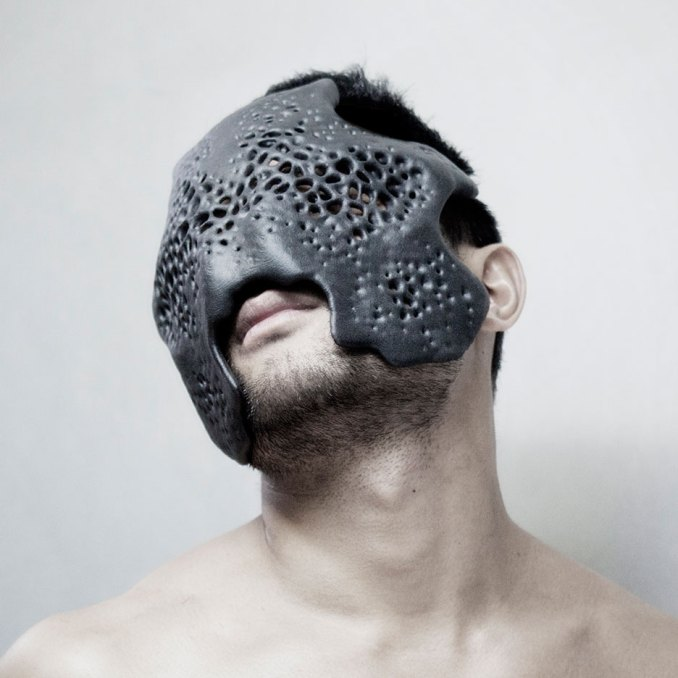 Carpace mask by MHOX