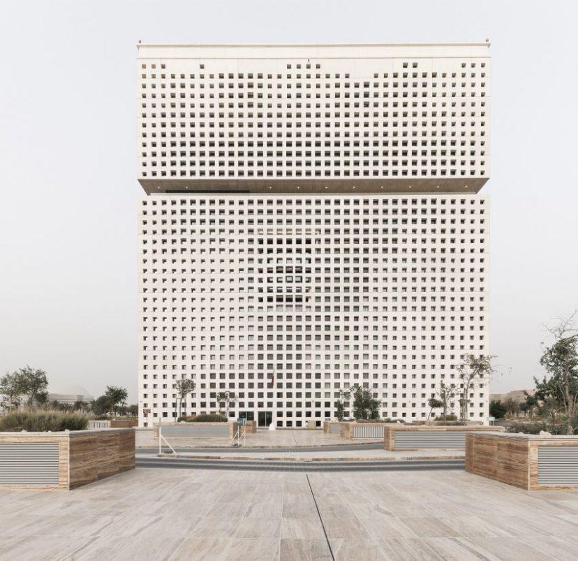 Qatar Foundation Headquarters by OMA