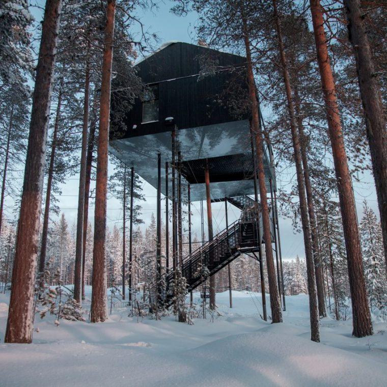 La 7ème chambre par Snøhetta