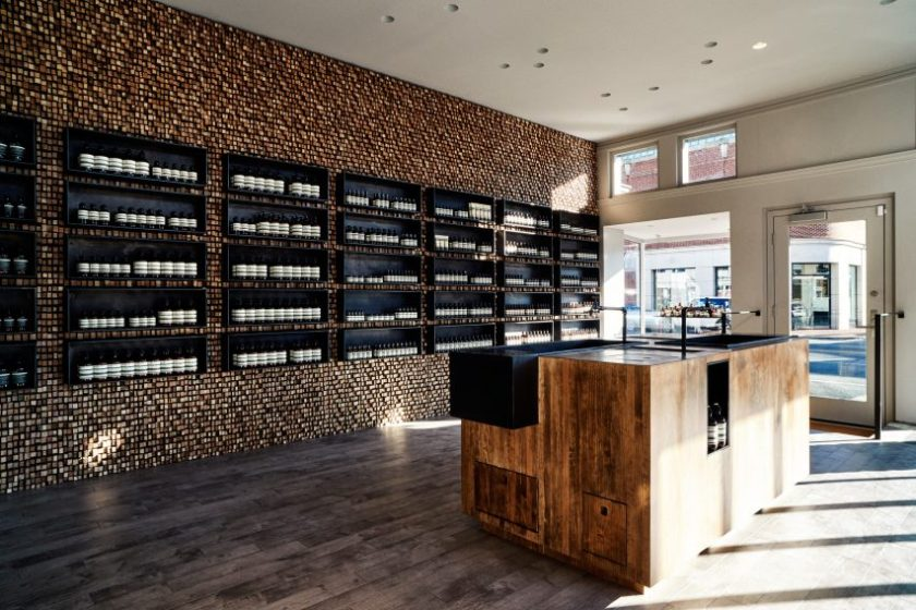Aesop Georgetown by Tacklebox Architecture