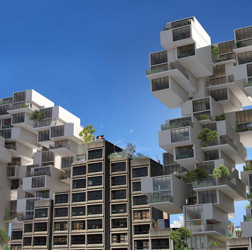 Sirius SOS design by CplusC Architectural Workshop