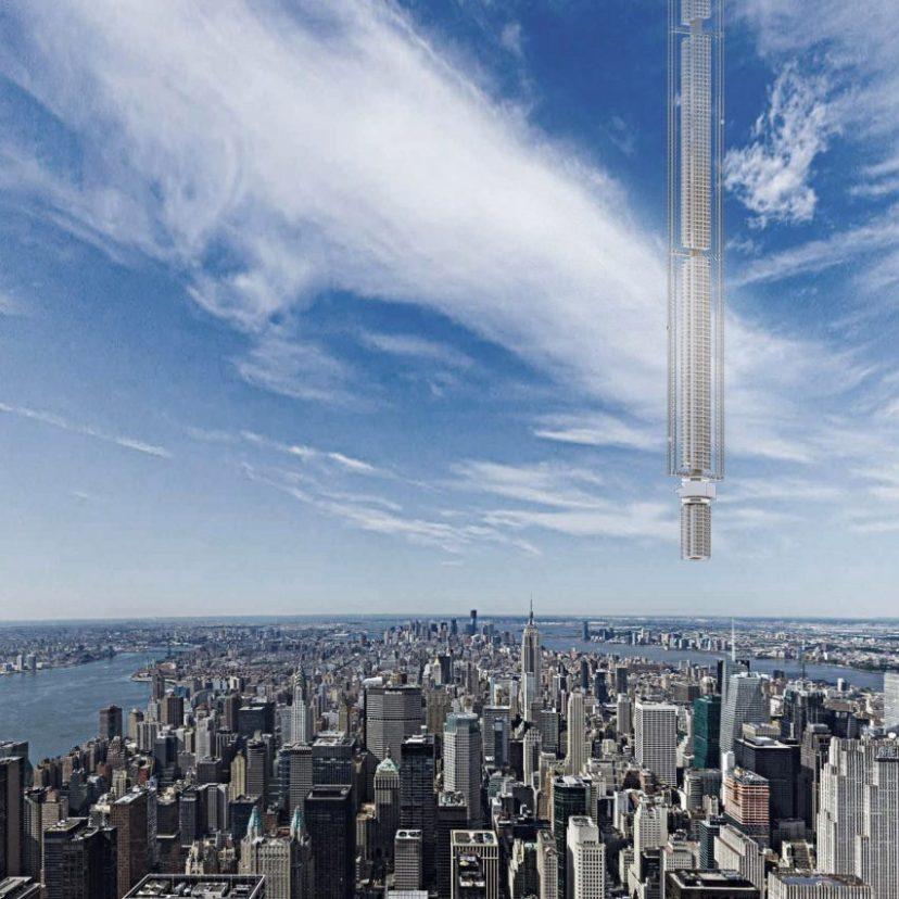 Analemma Tower