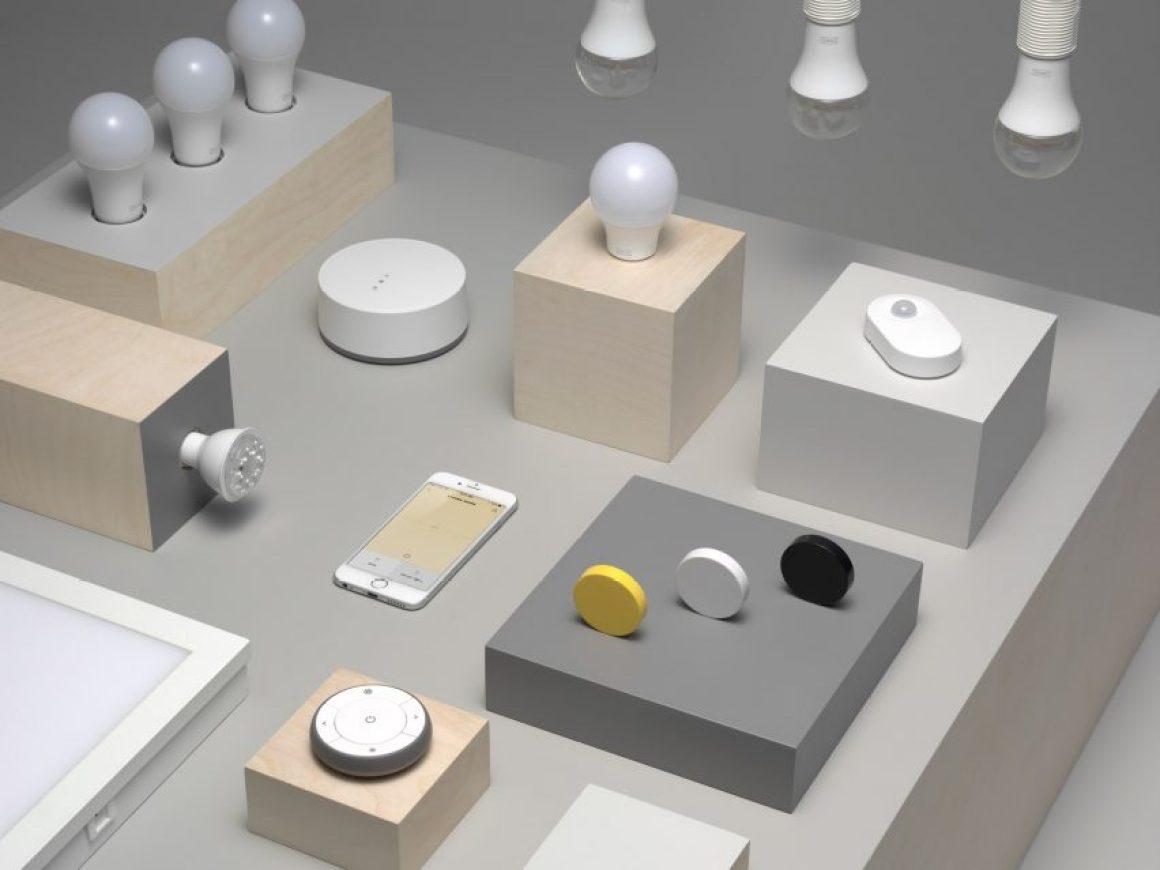 lumières intelligentes IKEA