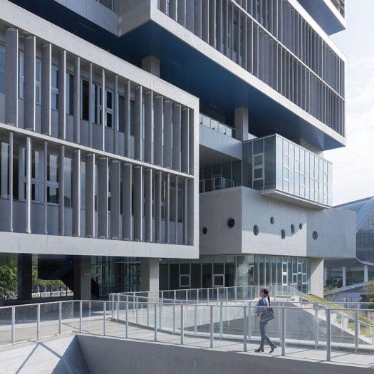 Ocean Center for Tsinghua University's Graduate School in Shenzhen