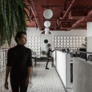 Vizor office by Studio11
