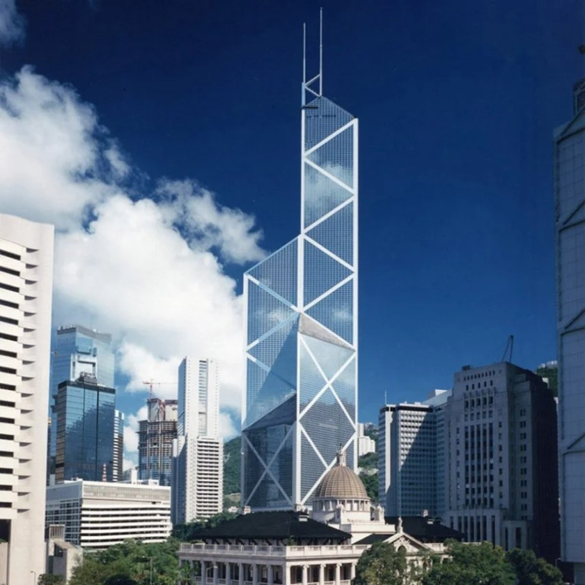 Bank of China, I.M. Pei