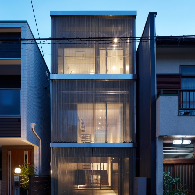 House in Minami-tanabe by Fukiwaramuro Architects