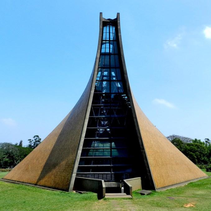 Luce Memorial Chapel by I.M. Pei