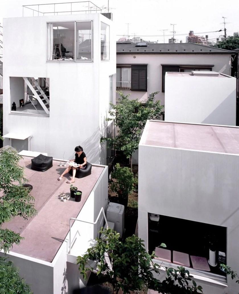 Moriyama House photos by Edmund Sumner