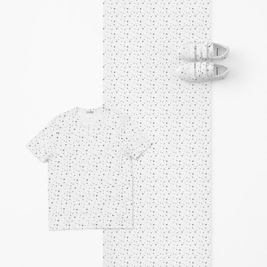 Nendo's Objectextile collection for Jil Sander at Milan design week 2017